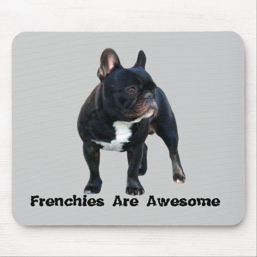 Dogo francés Mousepad