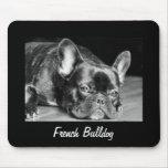Dogo francés Mousepad Alfombrillas De Raton