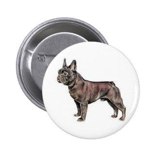 Dogo francés pin