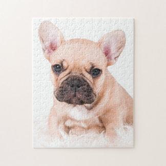 Dogo francés puzzles