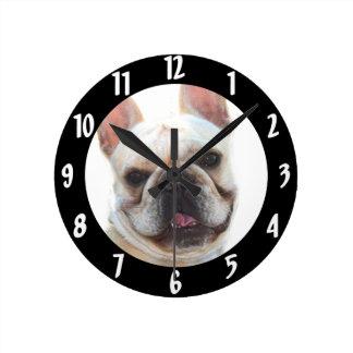 Dogo francés relojes