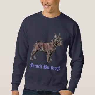 ¡Dogo francés! Sudadera