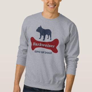 Dogo francés sudadera con capucha