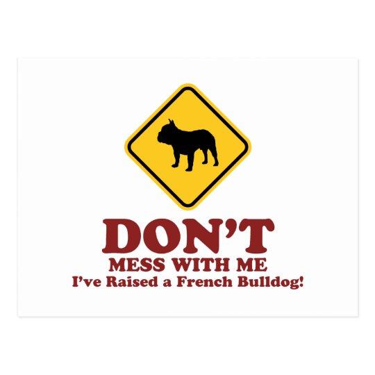 Dogo francés tarjetas postales
