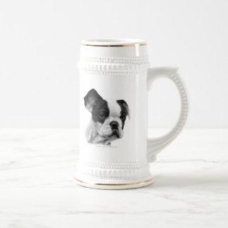 Dogo francés tazas de café