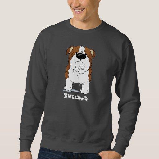 Dogo grande de la nariz pulovers sudaderas