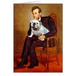 Dogo inglés 9 - Lincoln Tarjetas