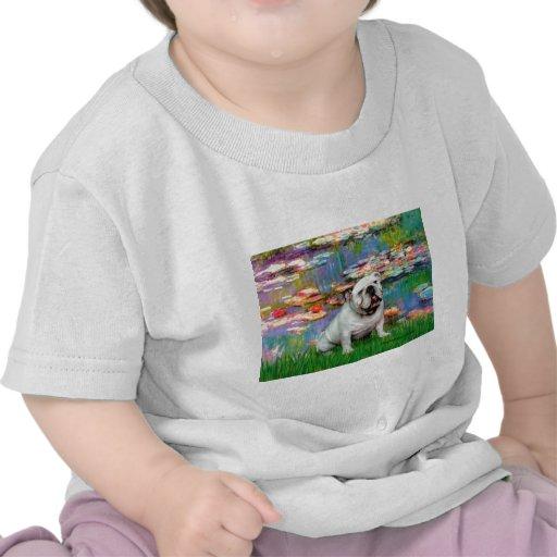 Dogo inglés 9 - lirios 2 camisetas