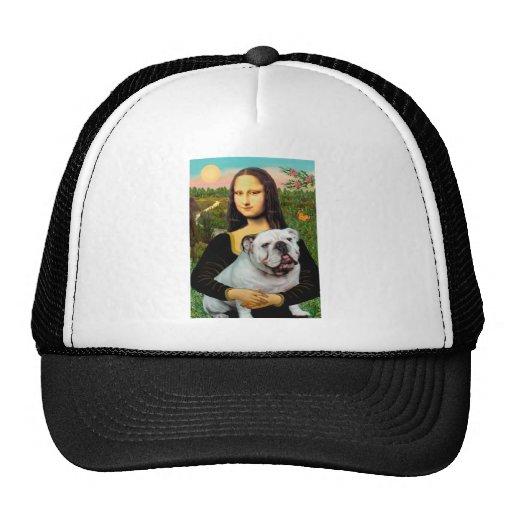 Dogo inglés 9 - Mona Lisa Gorro