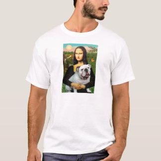 Dogo inglés 9 - Mona Lisa Playera