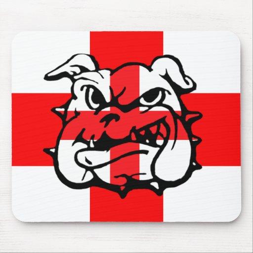 Dogo inglés tapete de raton