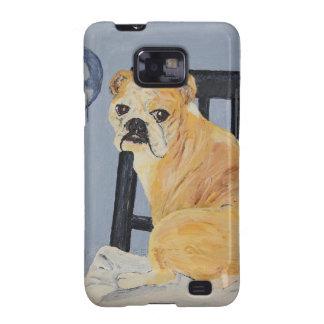 Dogo Madeline Galaxy S2 Fundas