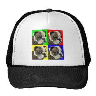 Dogo primario gorras de camionero