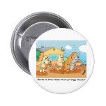 Dogo - regalos del dibujo animado del caniche pin