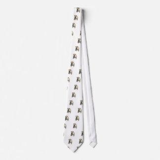 Dogo triste corbatas
