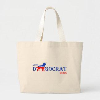 Dogocrat Beach Bag
