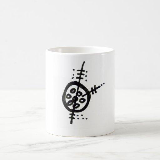 Dogon 1 coffee mug
