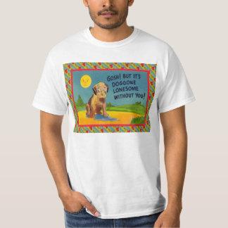 Dogon lonesome tee shirt