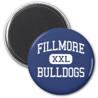 Dogos Fillmore medio California de Fillmore Iman De Nevera