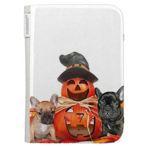 Dogos franceses de Halloween