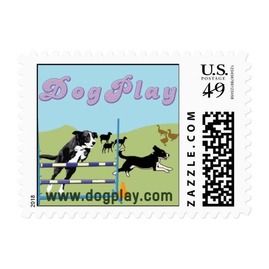 DogPlay Stamp