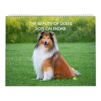 Dogs 2015 Calendar beautiful dog breed photography