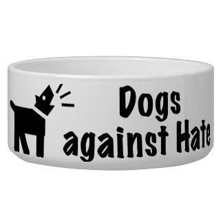 Dogs against Hate Bowl