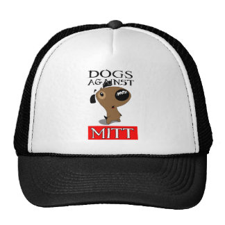 Dogs Against Mitt.png Hats