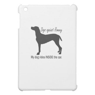 Dogs Against Romney Case For The iPad Mini