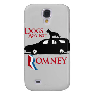 Dogs Against Romney - png Galaxy S4 Case
