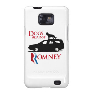 Dogs Against Romney - png Samsung Galaxy Cover