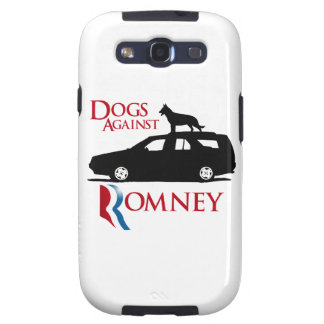 Dogs Against Romney - png Samsung Galaxy SIII Cases