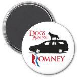 Dogs Against Romney -.png Fridge Magnet