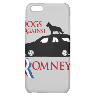 Dogs Against Romney - png Case For iPhone 5C