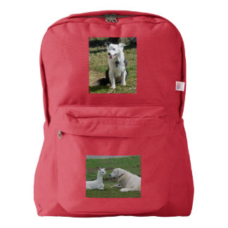 Dogs American Apparel™ Backpack