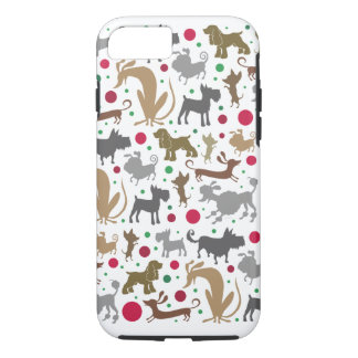 Dogs and balls phone case