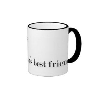 Dogs and Beer Ringer Mug