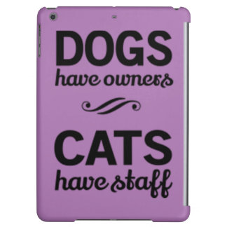 Dogs and Cats Case For iPad Air