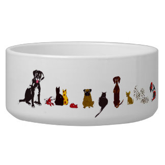 Dogs and Cats Pet Bowl Dog Bowl
