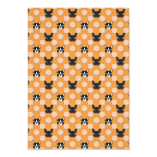 Dogs and Flowers Gold Card