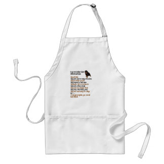 Dogs Are Better Than Children Because Adult Apron