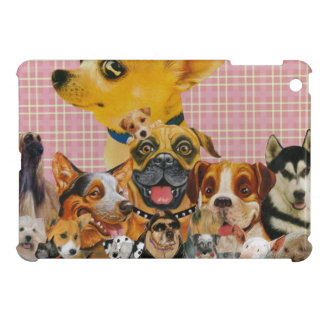 Dogs are Fun Mini iPad Case iPad Mini Cases