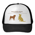 Dogs Are Miracles Hats