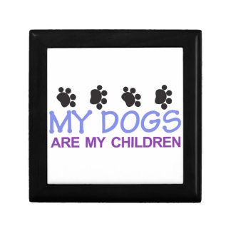 Dogs are my Children Gift Box