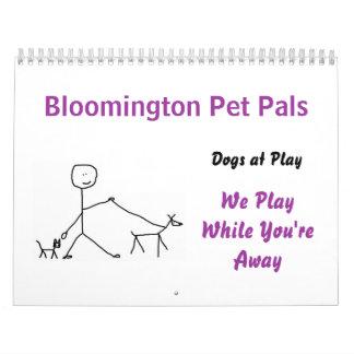 Dogs at Play Calendar