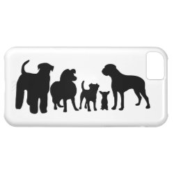 Case-Mate Barely There iPhone 5C Case with Airedale Terrier Phone Cases design