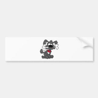 Dogs Bumper Sticker