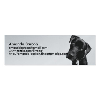 Dogs Business Card Templates