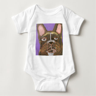 dogs by eric ginsburg baby bodysuit
