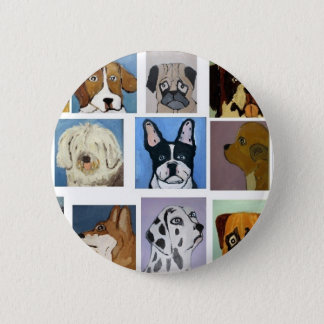 dogs by eric ginsburg button